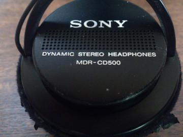 MDR-CD500 型番