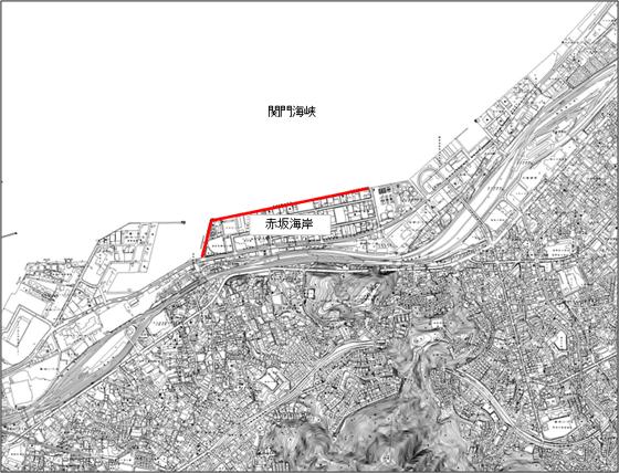 赤坂海岸工事