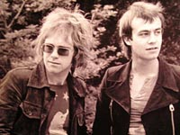 Elton and Bernie