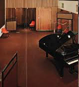 Beckstein piano