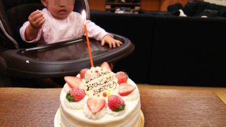 お誕生日ケーキ (2)(2)
