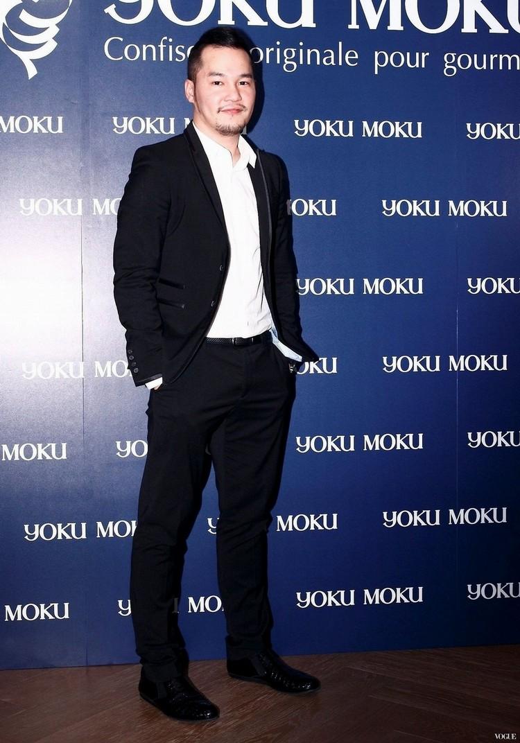 YOKU MOKU台灣本店周年慶祝酒會:丁春霆さん