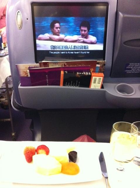 Thai国際航空:影子愛人