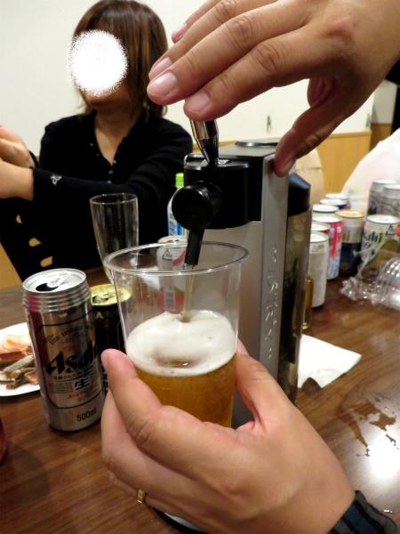 ナンチャッテビールサーバー