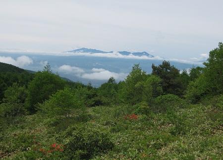 099八ッガ岳