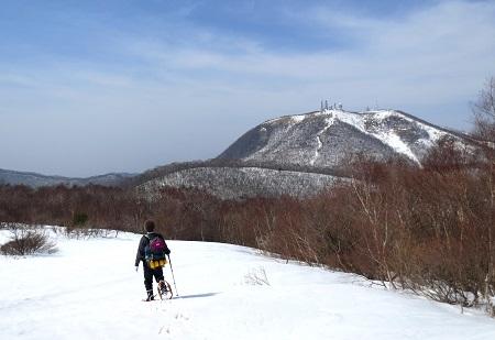 015地蔵岳と