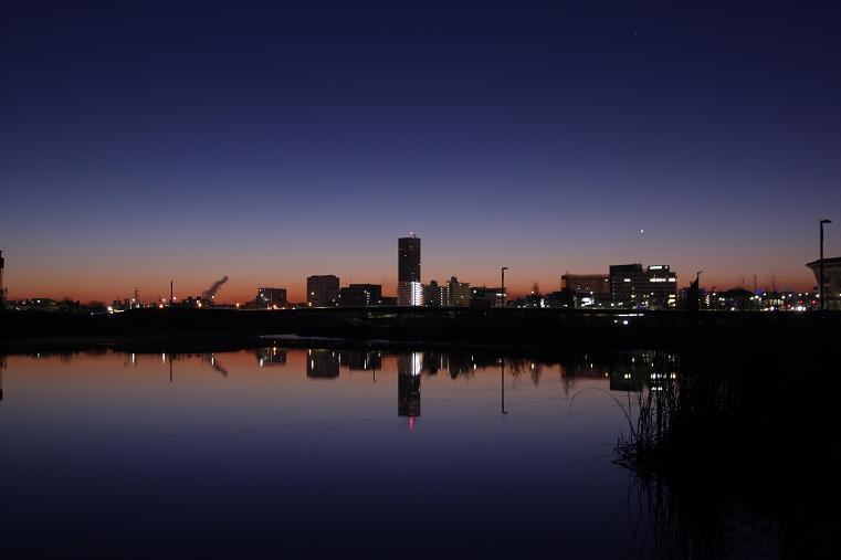20130106新横浜貯水池1a