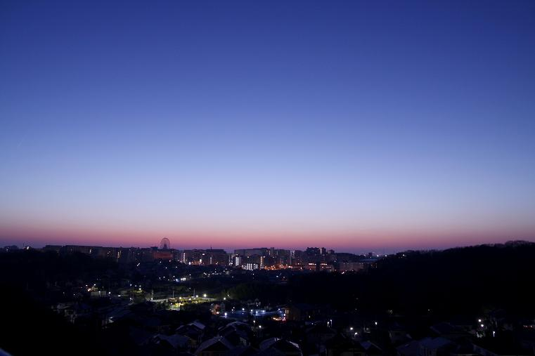 20130317港北NT夜明け-1a
