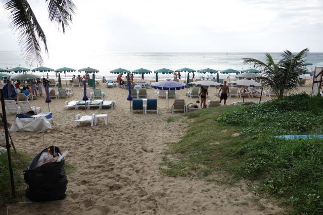 カロンビーチ2