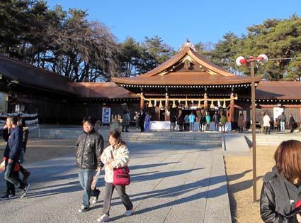 平成二十六年 護国神社