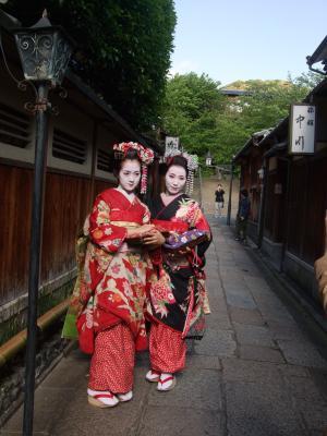 京都=舞妓さん