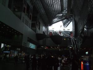 デカッ!!京都駅