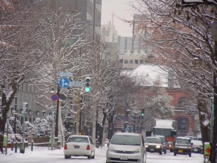 冬の雷 002