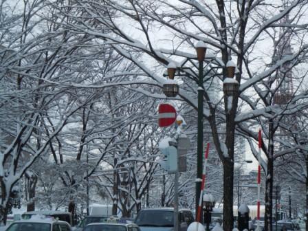 雪の街 004