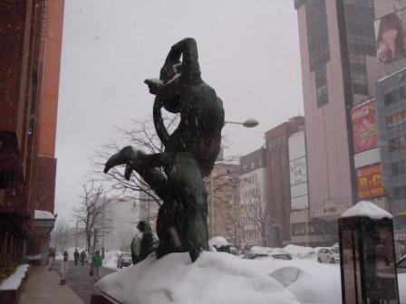 雪降り 001