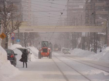 まだ雪です 002