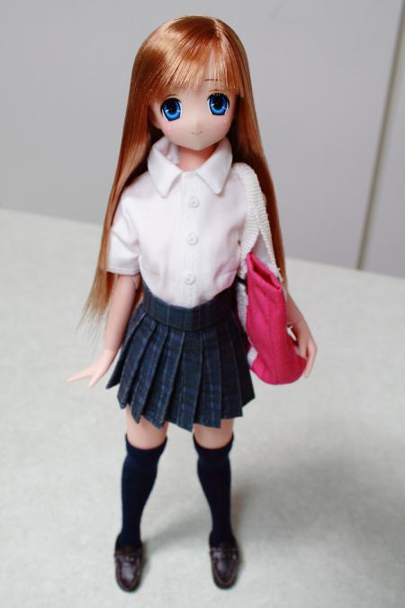 通学中のサアラさん(その6)