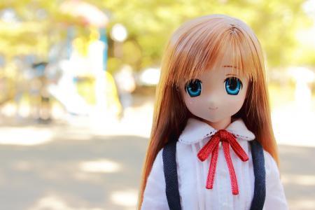 いつもの公園とサアラさん