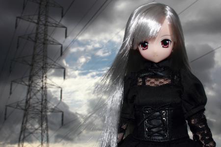 銀髪のリセ