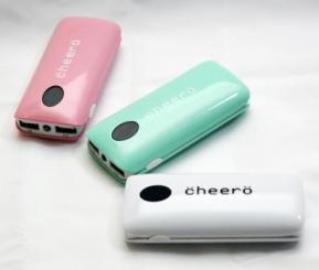 cheero Power Grip 5200mAh