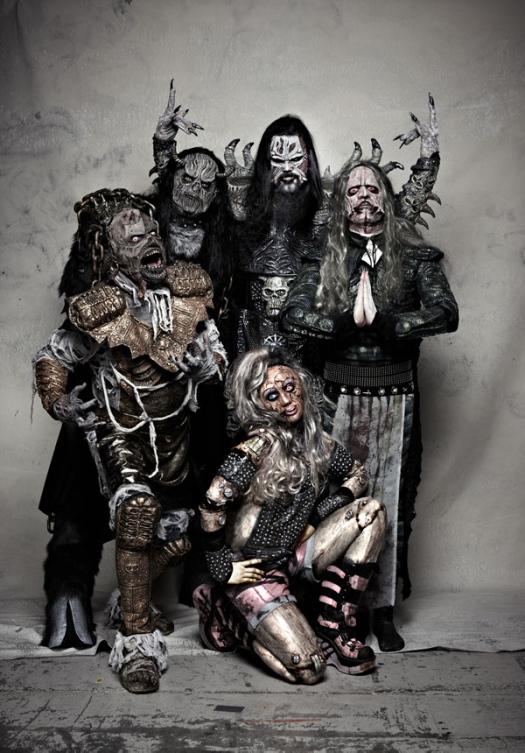 Lordi Promo 2012