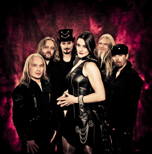 Nightwish promo 2012 Ville Juurikkala