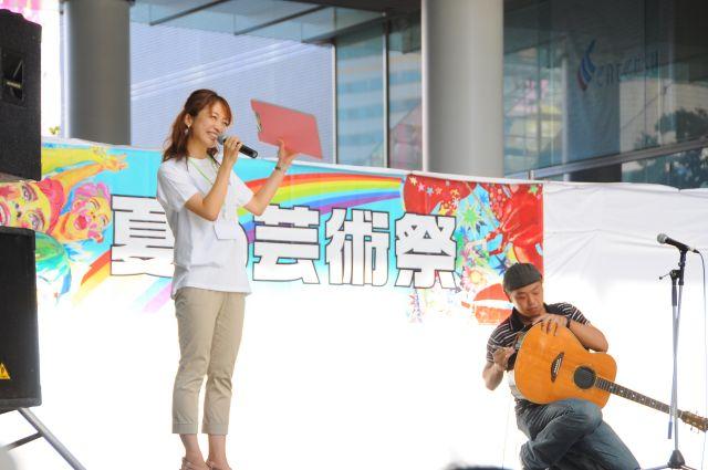 夏の芸術祭&七夕まつり 10