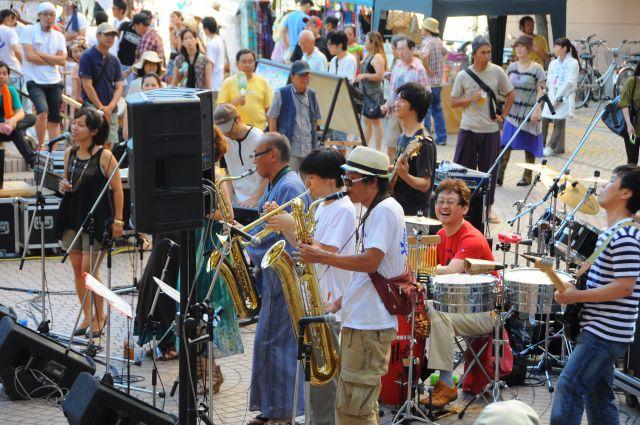 夏の芸術祭&七夕まつり 12