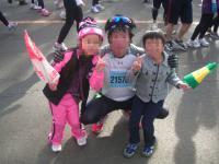 つくばマラソン2011