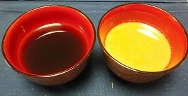 ソーメン汁2種(7/2)