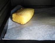 オーブン中フレンチトースト
