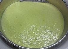 トウモロコシクラッシュ後漉す2012