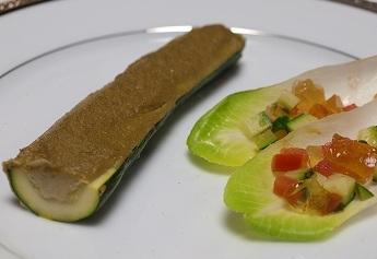 野菜前菜2012