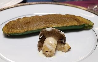 マンネリ野菜、でも大黒ホンシメジ2012