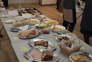 同窓会のお料理2012