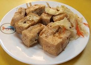 臭豆腐揚げ2013121