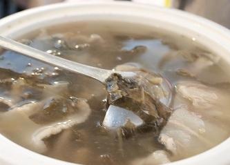 客家料理スープ大皿2013025
