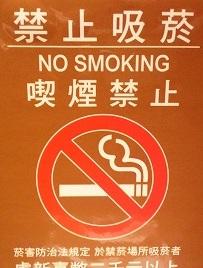 禁煙2013215