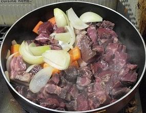 猪野菜と炒め2013227