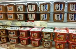 101味噌売り場2013228