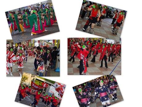 2012-10-21佐世保ヨサコイ祭り