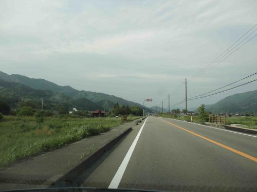 country road to the tajima