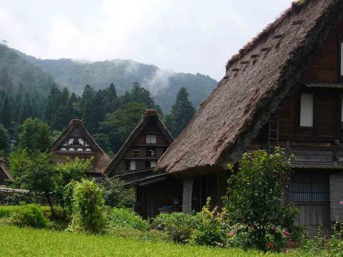 hida takayama houses