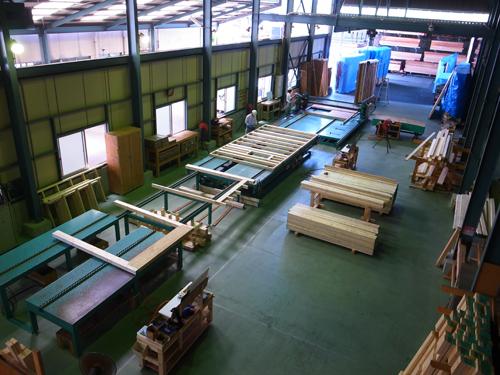 panel factory