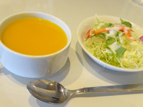 Kitchen Eggs サラダとスープバー