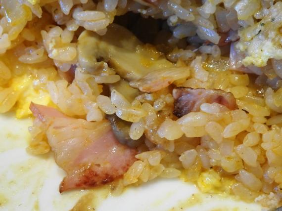 Kitchen Eggs オムライスのご飯
