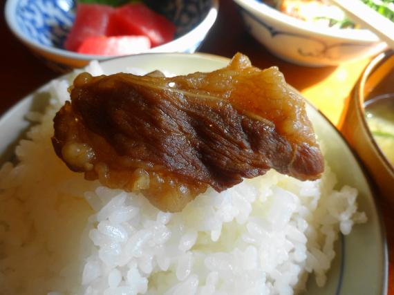 すきやき豆腐 牛肉