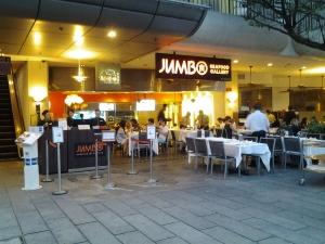 ジャンボシーフード店