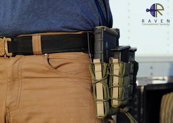 Raven Concealment Systems社新作「ModuLoader Frames」1