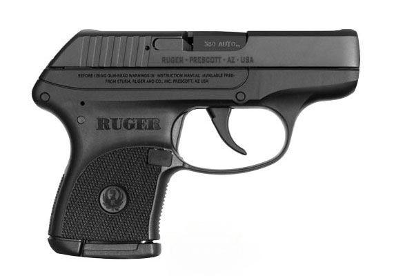ルガーLCP380